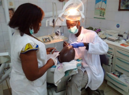 Free dental clinic February 2016